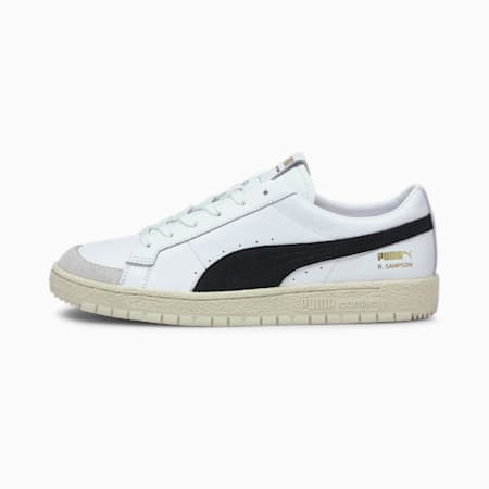 Zapatos deportivos Ralph Sampson 70 Lo Archive, Puma White-Puma Black, pequeño