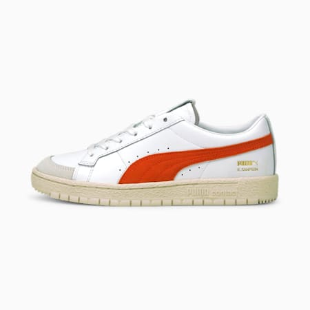 Ralph Sampson 70 Low Archive Unisex Sneakers, Puma White-Tigerlily, small-IND