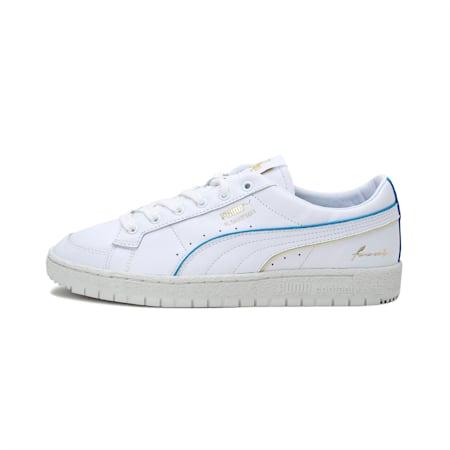 Ralph Sampson 70 Lo RDL Sneakers, Puma White-Yellow Pear-VGray, small-IND