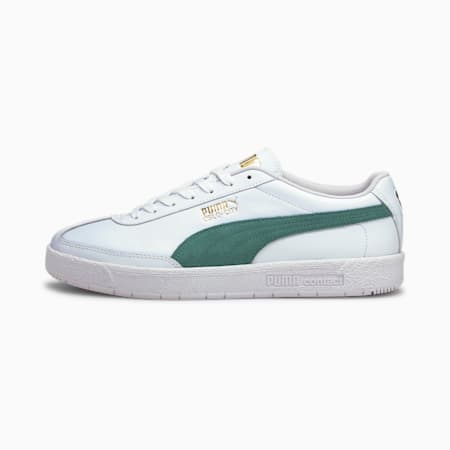 Oslo-City Unisex Sneakers, Puma White-Blue Spruce, small-IND