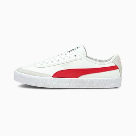 오슬로 벌크 캔버스, Puma White-High Risk Red, small-KOR