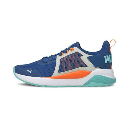 Anzarun Cheer Sneakers JR, Limoges-Glacier Gray, small