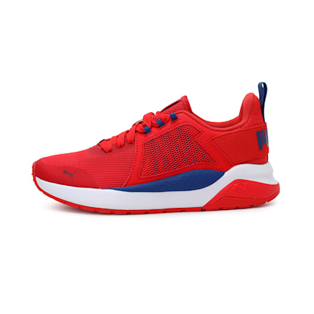 Anzarun Cheer Youth Shoes, High Risk Red-Limoges, small-IND