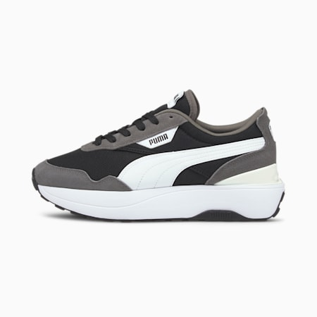 Cruise Rider Classic Women's Shoes, CASTLEROCK-Puma White, small-IND