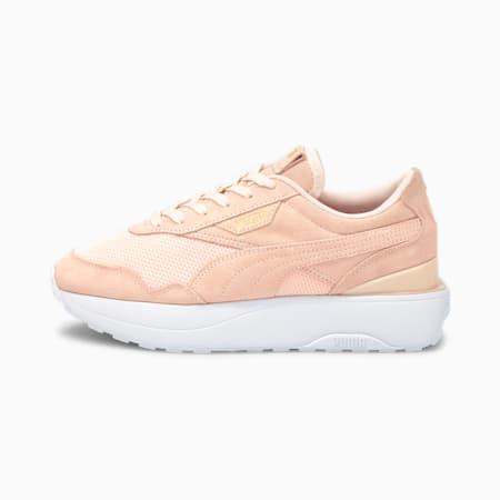 Scarpe da ginnastica tono su tono Cruise Rider donna, Cloud Pink-Puma White, small