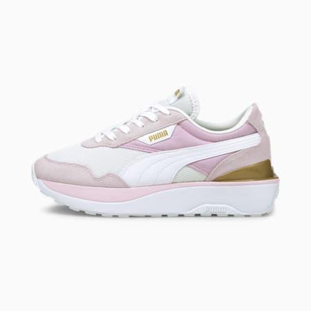 Damskie buty sportowe Cruise Rider, Pearl-Puma White-Pink Lady, small