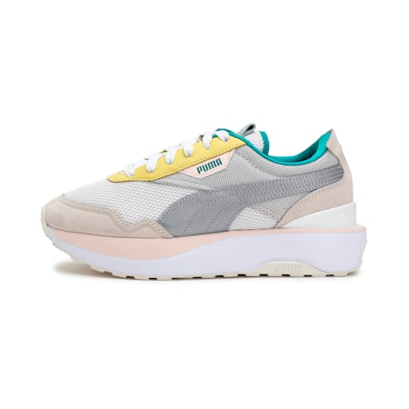 Cruise Rider OQ Women's Shoes, Eggnog-Puma Silver-Cld Pink, small-IND