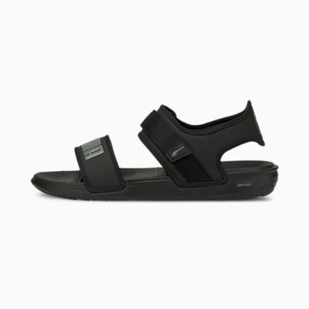 SOFTRIDE sandalen, Puma Black-CASTLEROCK, small
