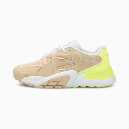 Hedra Minimal Women's Sneakers, Shift Sand-Fiz Ylw-Puma Wht, small