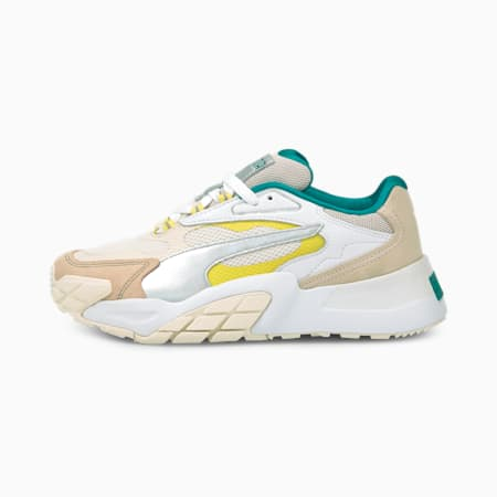 Hedra Ocean Queen Women's Trainers, Eggnog-Puma White-Cloud Pink, small-SEA