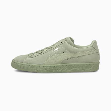Zapatos deportivos Suede Classic Neutralspara mujer, Desert Sage, pequeño
