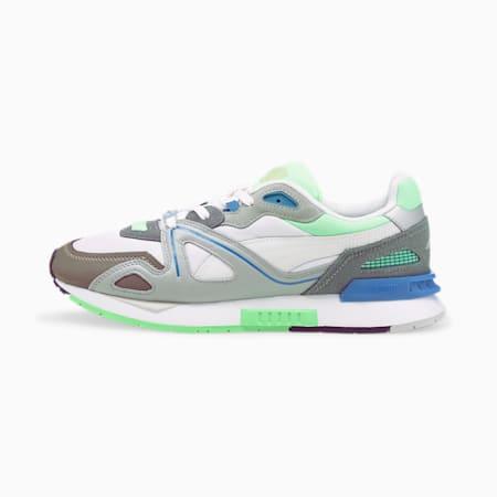 Mirage Mox Sneakers, Wht-CASTLEROCK-Elektro Green, small