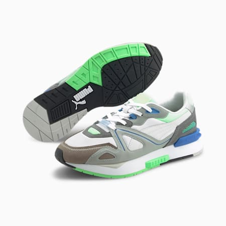 Mirage Mox Sneakers, Wht-CASTLEROCK-Elektro Green, small-GBR