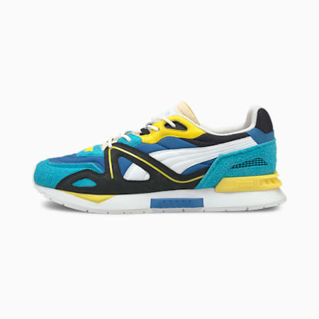 Mirage Mox Brightly Packed Trainers, Star Sapphire-Scuba Blue, small