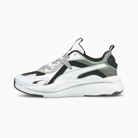Damskie buty sportowe RS-Curve Glow, Puma Blk-Puma Wht-Puma Sil, small