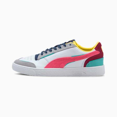 Ralph Sampson Lo Bubblegum Sneakers, P White-High Rise-Dark Denim, small