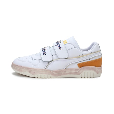 PUMA x KIDSUPER Ralph Sampson 70 Sneakers, Puma White-Puma White, small-IND