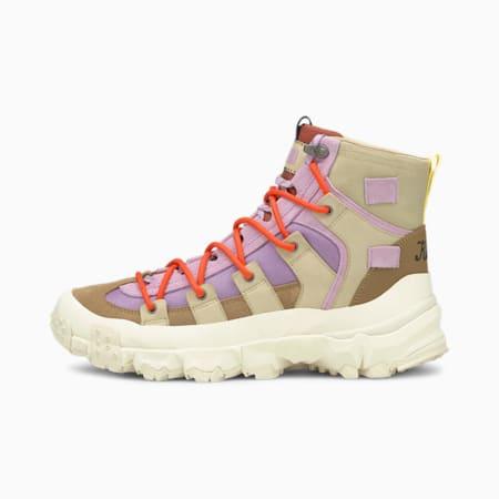 PUMA x KIDSUPER Trailfox hoge schoenen, Lupine-Paloma, small