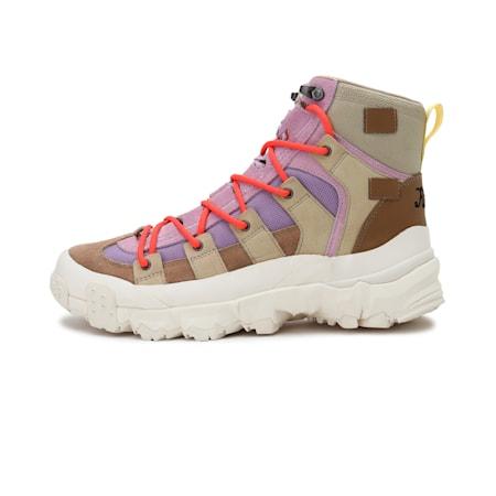 PUMA x KIDSUPER Trailfox Boots, Lupine-Paloma, small-IND
