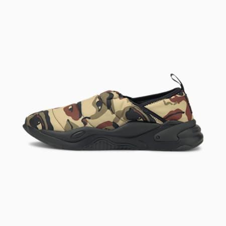 PUMA x KIDSUPER RS-2K slip-on sneakers, Pale Khaki, small