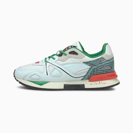 PUMA x MICHAEL LAU Mirage Mox Shoes, Puma White, small-IND
