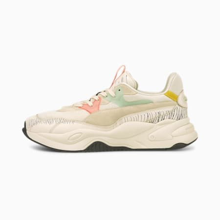 PUMA x MICHAEL LAU RS-2K Shoes, Eggnog, small-IND
