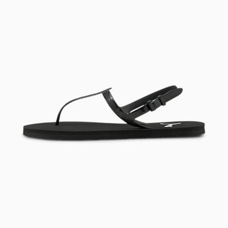 Cosy Women's Sandals, Puma Black, small