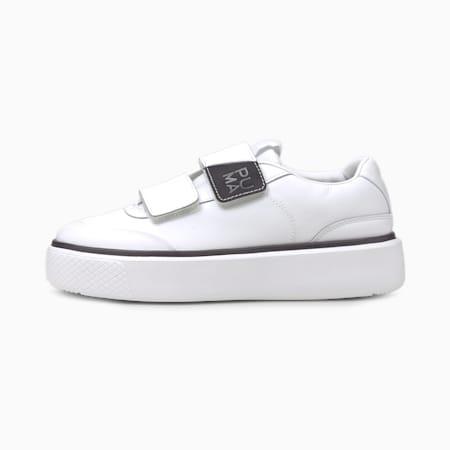 Oslo Maja Infuse Women's Sneakers, Puma White-Puma Black, small-IND