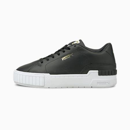 Damskie buty sportowe Cali Sport Clean, Puma Black-Puma White, small