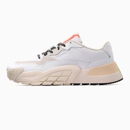 Zapatos deportivos Hedra Infusepara mujer, Puma Wht-Whispr Wht-Puma Blk, pequeño