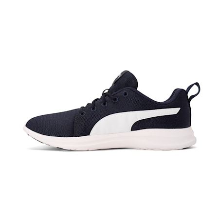 PUMA Dryflex IDP Men's Shoes, Peacoat-Puma White, small-IND