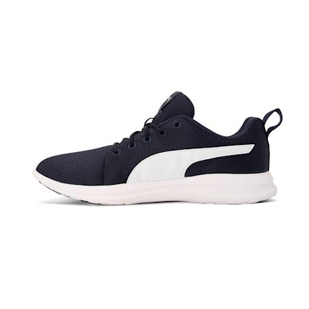 PUMA Dryflex Men's Shoes, Peacoat-Puma White, small-IND