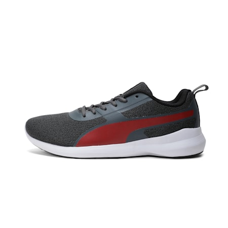 Pacer Styx IDP Men's Running Shoes, Dark Shadow-High Riskk, small-IND