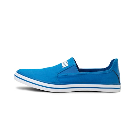 Slyde Star IDP Slip On Men's Shoes, Puma Royal-Puma White, small-IND