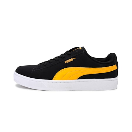 Scott IDP Men's Shoes, Puma Black-Saffron, small-IND
