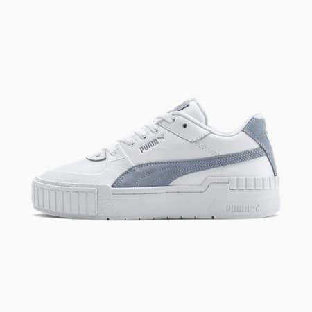 Scarpe da ginnastica da donna Cali Sport SD, Puma White-Serenity, small