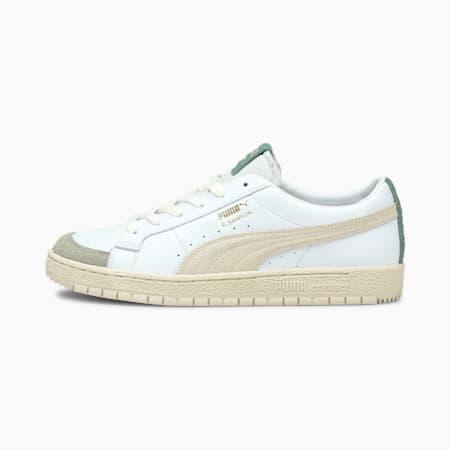 PUMA x EARTHBREAK Ralph Sampson 70 Lo Sneaker, Puma White-Eggnog, small