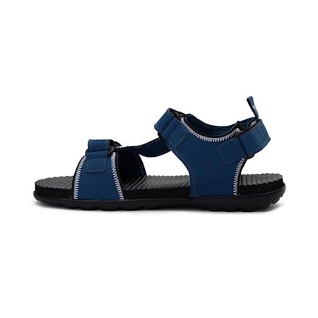 Everlast IDP Men's Sandals, Dark Denim-Puma White, small-IND