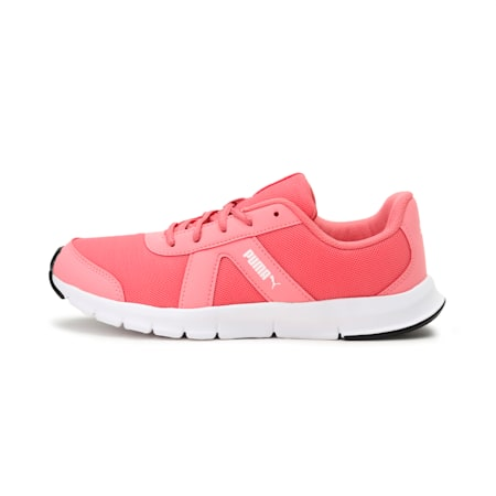 Royce Star IDP Women's Shoes, Salmon Rose-Puma White, small-IND
