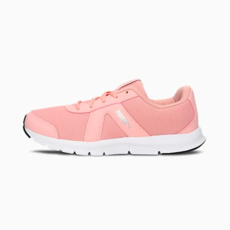 Royce Star IDP Women's Shoes, Apricot Blush-Puma Silver, small-IND