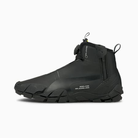 PUMA x NEMEN Centaur Mid Disc Neo Sneaker, Puma Black, small