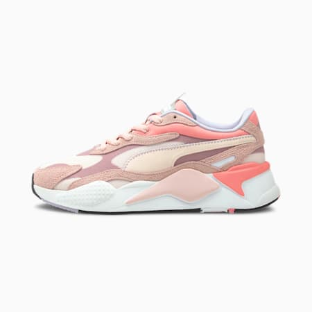 RS-X CAMO Trainers, Rosewater-Peachskin-Sal.Rose, small