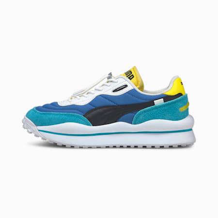 Style Rider BP Sneaker, Star Sapphire-Scuba Blue, small