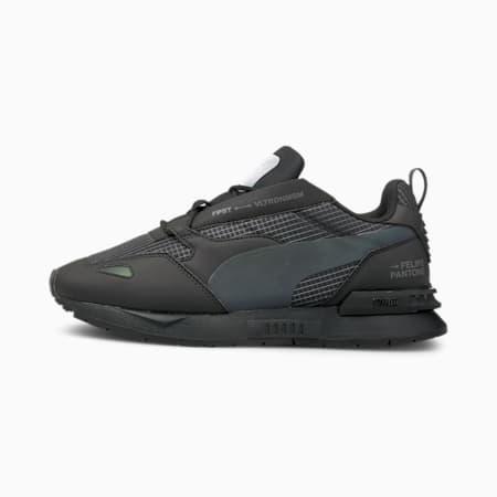PUMA x FELIPE PANTONE Mirage Mox Tech Sneaker, Puma Black-Steel Gray, small