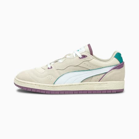 PUMA x PUMA Ralph Sampson 70 Shoes, Puma White-Chinese Violet, small-IND