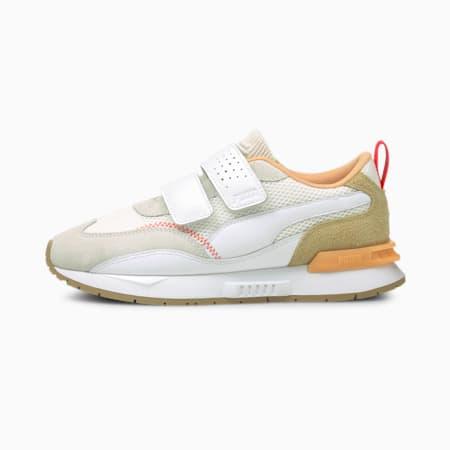 PUMA x PUMA Mirage Mox Damen Sneaker, Puma White-Whisper White, small
