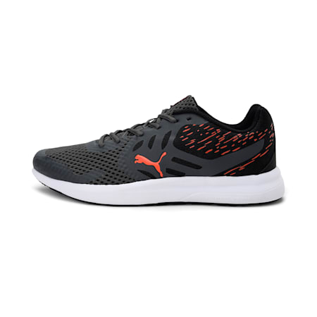 Gamble XT IDP Men's Running Shoe, Dark Shadow-Puma Black, small-IND