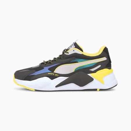 PUMA x Emoji RS-X³ Jugend Sneaker, Puma Black-Puma White, small