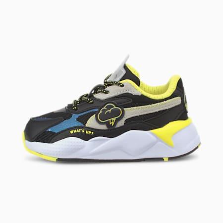 PUMA x emoji® RS-X³ Toddler Shoes, Puma Black-Puma White, small