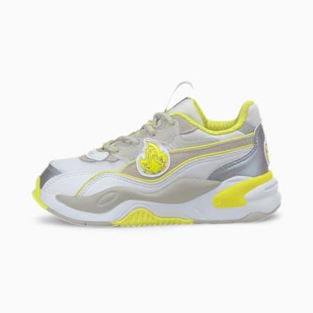 PUMA x emoji® RS-2K Little Kids' Shoes, Puma Silver-Puma White, small